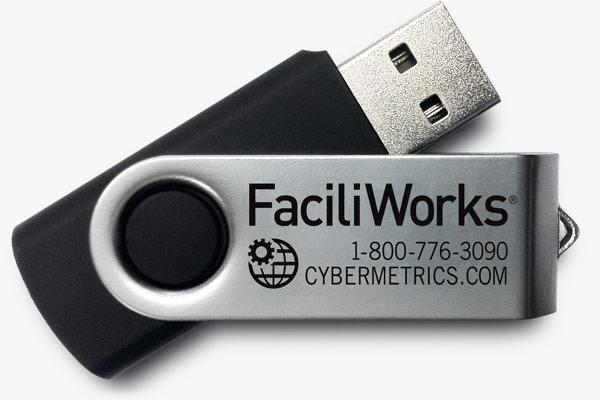 FaciliWorks Desktop CMMS - Simple Installation
