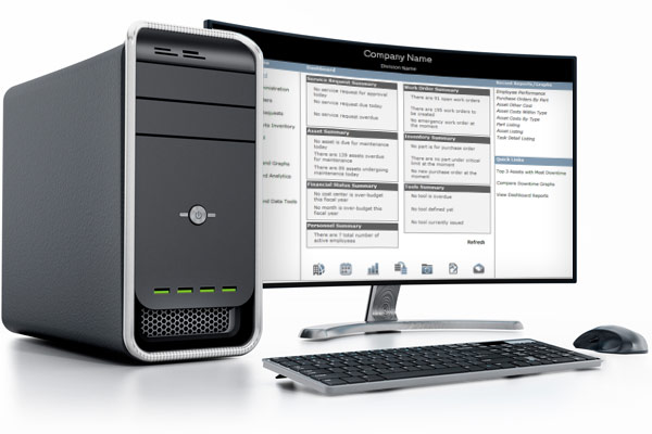 FaciliWorks Desktop CMMS Software - PC Installation