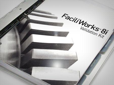 FaciliWorks Validation Kit
