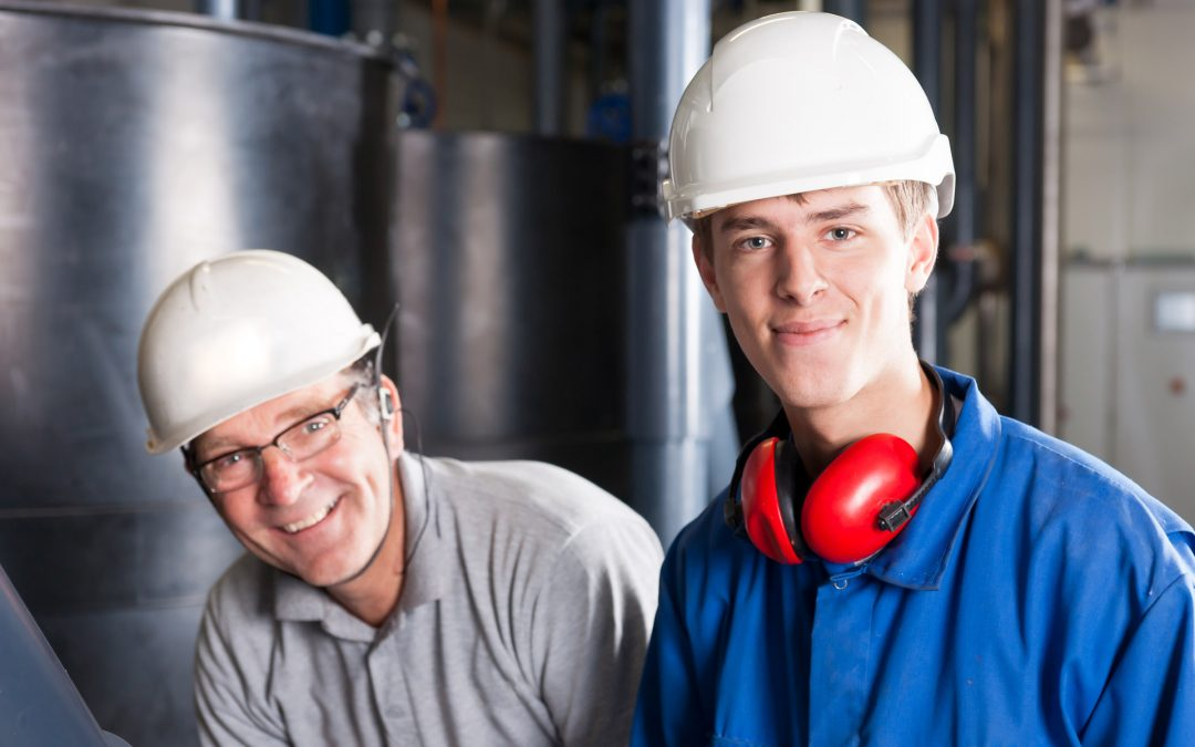 Maintenance Management Software and Training Give Each Part of a Multi-generational Workforce What They Need